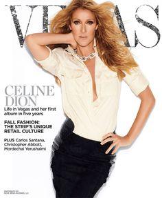 Celine Dion, September 2012