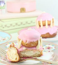 Laduree Religieuse Recipe