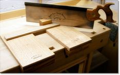 Bad Axe Tool Works - Bench Hook Sets