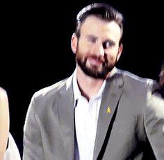 19 Celebrity Beards That'll Sexually Awaken You | Chris Evans