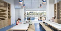 Hipster Chic Playschools: The Israeli Designer Kindergarten Makes Me Want to Go Back to School
