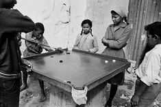 The Spirit of District Six: 32 Interesting Black and White Photographs Capture Everyday Life of Cape Town, South Africa in 1970 ~ vintage everyday Afrikaans Language, Cape Town South Africa, Folk Music, Vintage Photos, The Past, Museum, African, Black And White, History