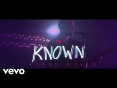The exact sentiment behind the creation of nonymous press. All are fully known and loved by God. Tauren Wells - Known (Official Music Video) Tauren. Praise Songs, Worship Songs, Praise And Worship, Christian Music Artists, Christian Music Videos, Spiritual Songs, Spiritual Awakening, Music Lyrics, Music Songs