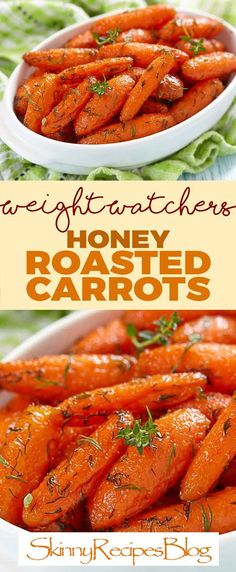 The key to the success of this dish to to make sure your oven is HOT and stays that way throughout the cooking process. Also make sure you don't crowd the carrots on the baking sheet as this will affect the roasting process. Roasting carrotsintensifies their flavour and thehoneyand vinegar make them deliciously sweet and …