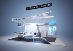 Light in shop 2011 on Behance