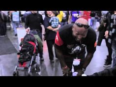 Motorcycle Mannequin Prank at the 2013 NYC Motorcycle Show