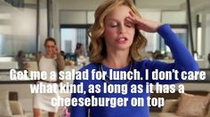 That is picky… If she wants that she probably wants a cheeseburger. Next thing you know it she wants a hot dog sundae!