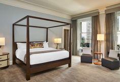Conception Destination: Luxe réinventée pour aujourd'hui au Palace Hôtel à San Francisco | Californie Accueil + Design