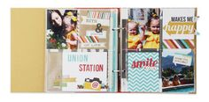 SN@P!™ Pages simple album scrapbooking system
