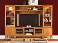 LED TV cabinet wall unit designs for Living area Modern Tv Cabinet, Modern Tv Wall Units, Tv Cabinet Design, Tv Wall Design, Tv Unit Design, Wall Tv Stand, Tv Storage Unit, Crockery Cabinet, Tv Unit Furniture
