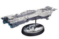 Halo UNSC Spirit of Fire Ship Replica - Click Image to Close
