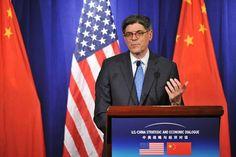 China Business Climate Draws Fire From U.S. Treasury Secretary    - WSJ