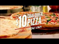 Pizza Hut TV Commercial, 'Cualquier Pizza' Spanish] - YouTube