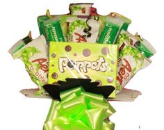 Mint Madness Chocolate Bouquet  Sweet Hamper Tree Explosion