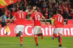 Mitroglou, Jonas e Sálvio -  SL Benfica (@SLBenfica)   Twitter
