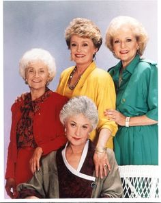 The Golden Girls Series  TV Tropes