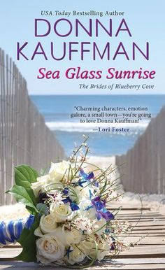 Sea Glass Sunrise by Donna Kauffman  Sea Glass Sunrise has a little something for every reader.  Romance readers there is definitely sparks and chemistry between Calder and Hannah.  A hint of mystery and a whole lot of action.  Donna Kauffman did a wonderful job of intermingling all these elements.  She created a beautiful story.  Received an ARC of Sea Glass Sunrise for an honest review.