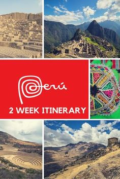 A fully detailed 2 week (14 day) itinerary of my trip to Peru which included Lima, Cusco, Inca Trail, Machu Picchu, and the Amazon Jungle (Puerto Maldonado).    See every single day broken down as I share every thing I learned from my trip to help you plan yours.