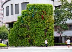 Green Wall Systems | BIN FEN GREEN WALL SYSTEM