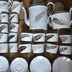 Andrea Zarraluqui: designing and painting porcelain, to make your table beautiful & unique. All Orders/Pedidos azarraluqui@yahoo.com
