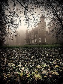 Mystical Castle, Lower Silesia, Poland