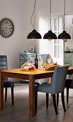 Iluminación, distribución y estilo son las tres claves esenciales a la hora de montar el comedor y lograr un espacio cómodo y en armonía.