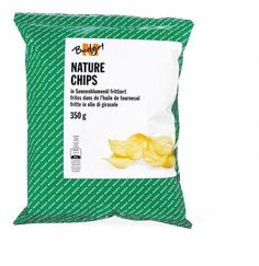M-Budget Nature Chips, CHF Paprika Chips in Sonnenblumenöl frittiert Chips, Snacks, Budgeting, Nature, Food, French Fries, Oil, Salt, Foods