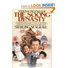 Soong Dynasty: Sterling Seagrave: 9780060913182: Amazon.com: Books