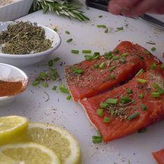 Salmon Recipes, Fish Recipes, Seafood Recipes, Mexican Food Recipes, Dinner Recipes, Cooking Recipes, Healthy Recipes, Salmon Dinner, Seafood Dinner
