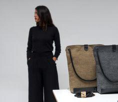 AKITA tweed Akita, Tweed, Bags, Collection, Handbags, Bag, Totes, Hand Bags