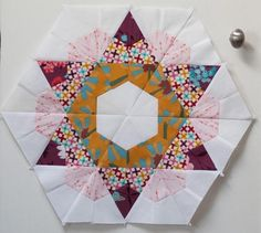 Hex Quilt Blocks | Craftsy