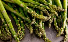 This roasted asparagus recipe adds a deeper flavor compared to the usual method of poaching your asparagus. Just toss in the oven and dinner is served.
