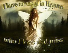 My Angel Son Robbie.... always and forever loving you more. ♥♥♥