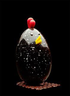 The Egg Shell - Patrick Roger