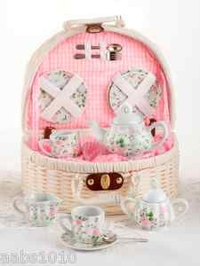 45 Best Romantic Girls Tea Set Images Childrens Tea Sets Dish