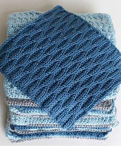Crochet Along Afghan Sampler - Free Pattern