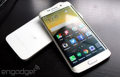 Samsung Galaxy S6 Edge, so cool and so expensive to make