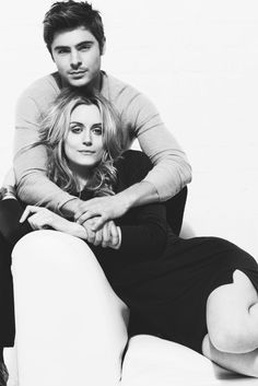 Zac Efron & Taylor Schilling