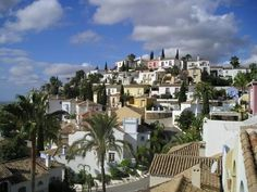 """la heredia beautiful """"new"""" house built according to the  andalusian architecture"""