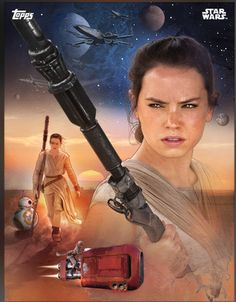 Star Wars VII - The Force Awakens / Rey