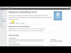How To: #UpgradingWordPress