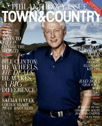 May 01, 2015 issue of Town & Country