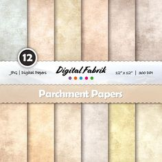 Parchment Background, Old Paper Background, Digital Scrapbook Paper, Digital Papers, Web Project, Parchment Paper, Keep In Mind, Cardmaking, Craft Projects