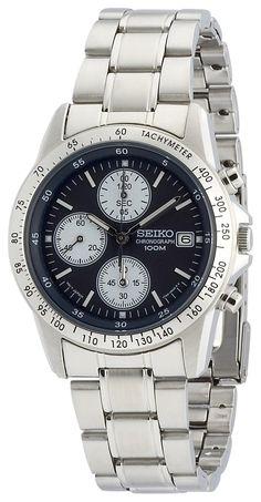 Amazon.co.jp: [セイコーimport]SEIKO 腕時計 逆輸入 海外モデル SND365PC ダークブルー メンズ: 腕時計通販