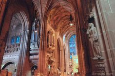 Liverpool Cathedral - Liverpool, England