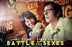battle of the sexes=review