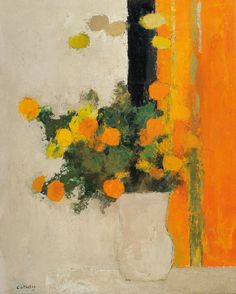 Modern and Contemporary Art by Ravenel International Art Group - issuu Still Life Painting, Art Painting, Floral Art, Abstract Painting, Still Life Art, Art, Abstract, Abstract Flowers, Contemporary Art