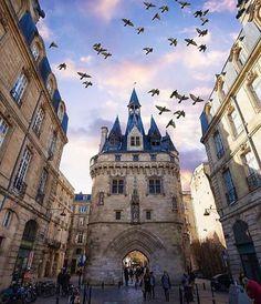 Ciudad de Burdeos, Francia