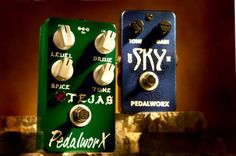 The Pedalworx Tejas Overdrive, a Handmade Underrated Gem. Full review on GuitarGas.com