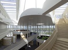 L'Orestad Gymnasium...